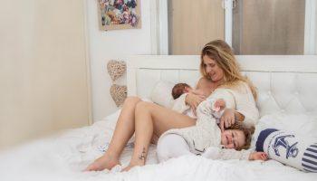 סטטוס חדש: אמא לשתיים