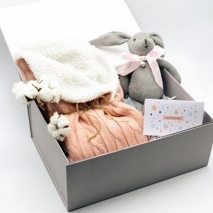 Snuggle & bunny