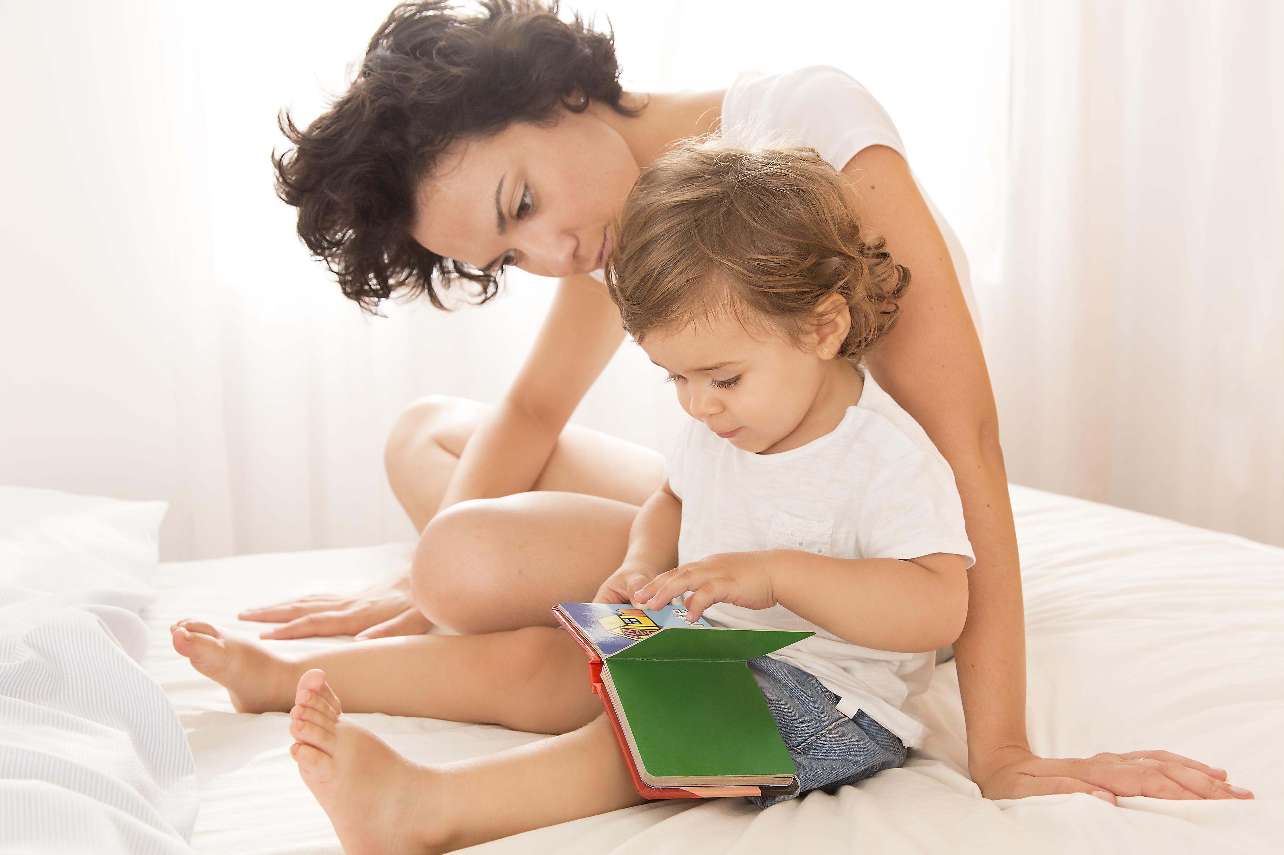 רשימת ספרים מומלצים לגילאי לידה עד שנתיים