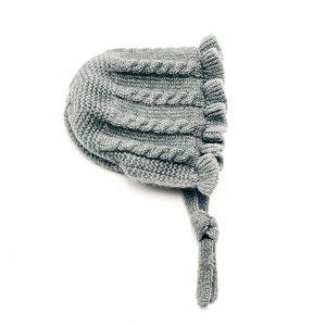 כובע סרוג – בנות