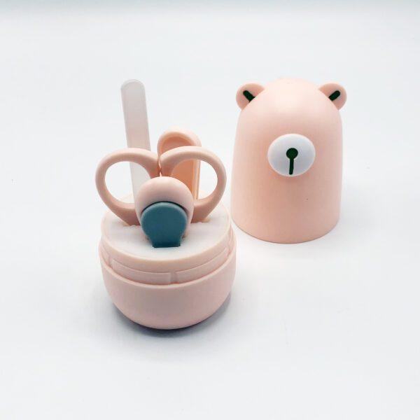 סט לטיפוח ציפורני התינוק