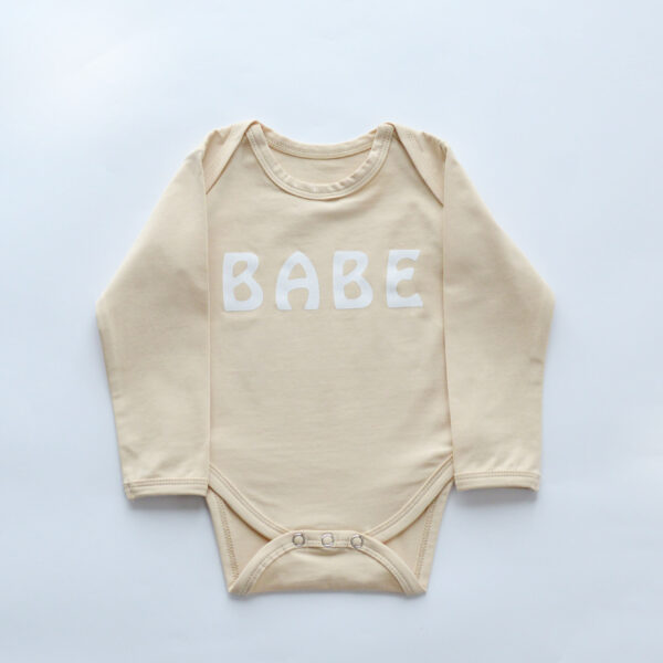 BABE ROMPER
